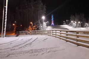 Valgehobusemäe vaatetorn
