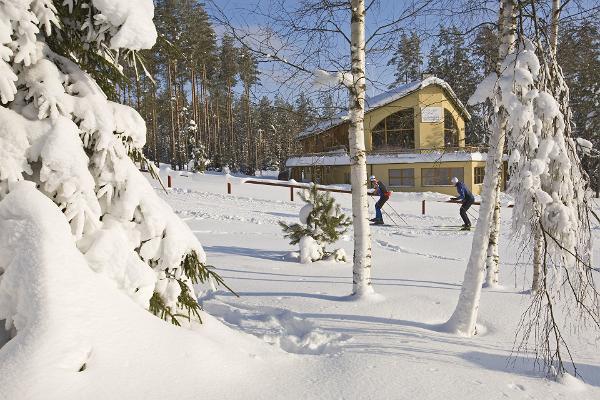Valgehobusemäe Skiing and Holiday Centre