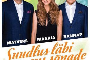 Maarja, Matvere, Rannap - kontsert