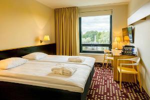 Dorpat Hotelli Superior toa sisevaade