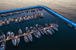 Haven Kakumäe segelbåtshamn