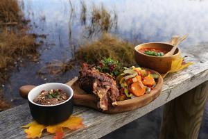 Maltīte kā piedzīvojums Meža restorānā