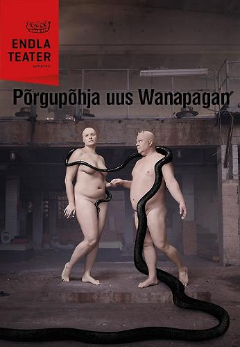 """Etendus """"Põrgupõhja uus Wanapagan"""" / Endla teater"""