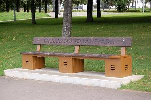 The Singing Bench