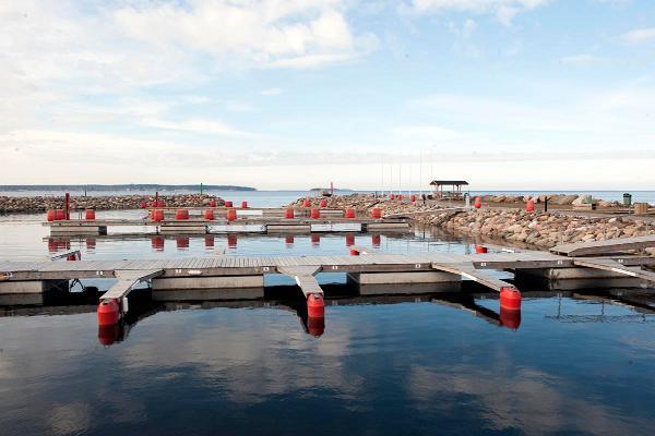 Võsu Port quay