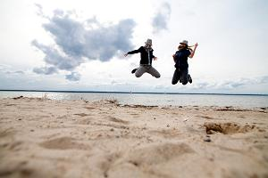 Пляж Вызу