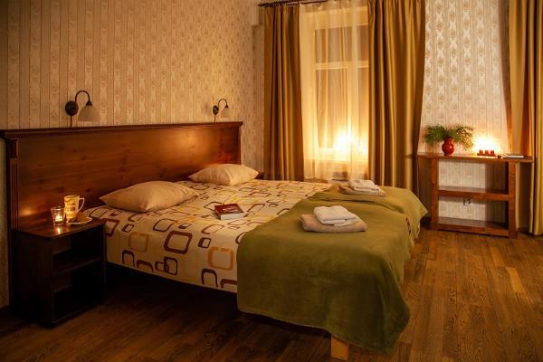 Zimmer im Motel Verevi