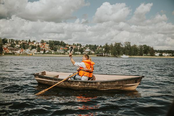 Viljandi järve paadilaenutus
