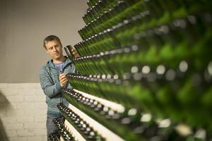 Estnisk hantverkscider och -vin