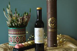 Vin av druvor odlade i Estland
