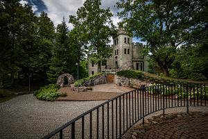 Glehns slotts lokaler