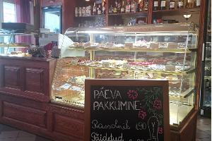 """Kafejnīca """"Viljandi"""""""