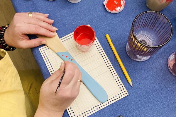 Vaas&Vaas Workshop for Designing Wooden Home Accessories