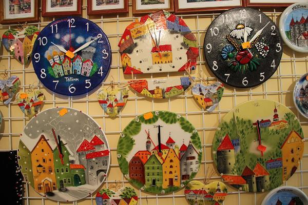 "Souvenir shop ""Tallinn Souvenir"""