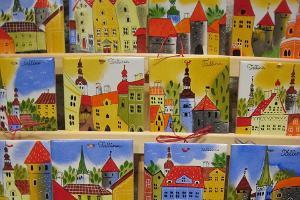 Suveniiri- ja käsitööpood TALLINNA SUVENIIR