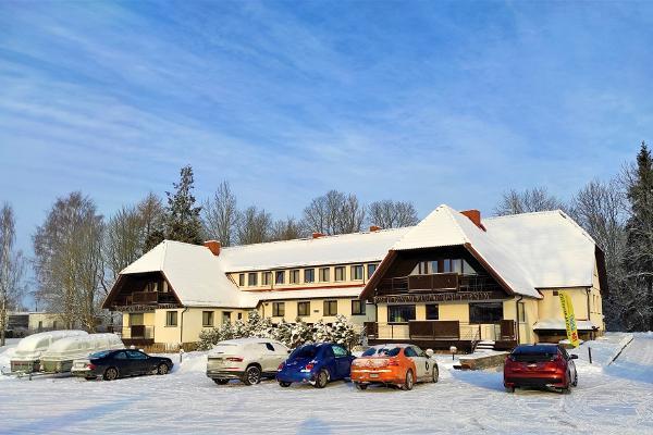 Viesnīcā Karupesa ziemā