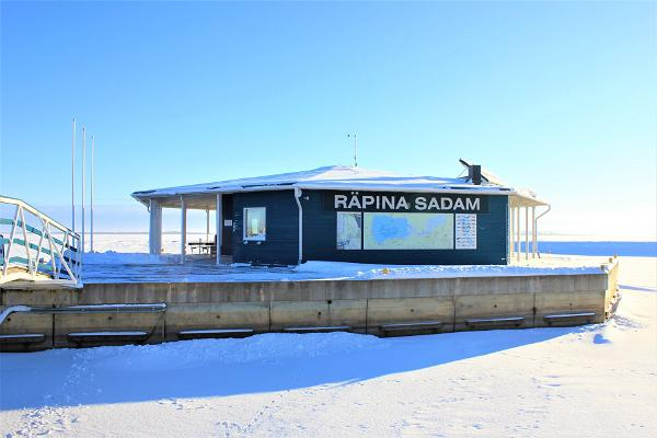 Räpina Harbour