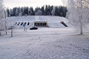 Tehvandi hotell talvel