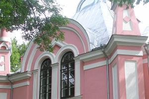 Tartu Svētā lielmocekļa Georgija baznīca