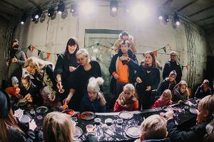 Фестиваль Black Food в Таллинне