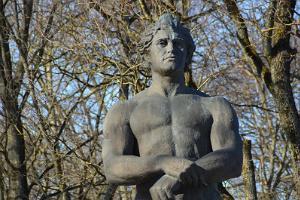 """""""Kalevipoeg"""" – Vabadussõja monument"""