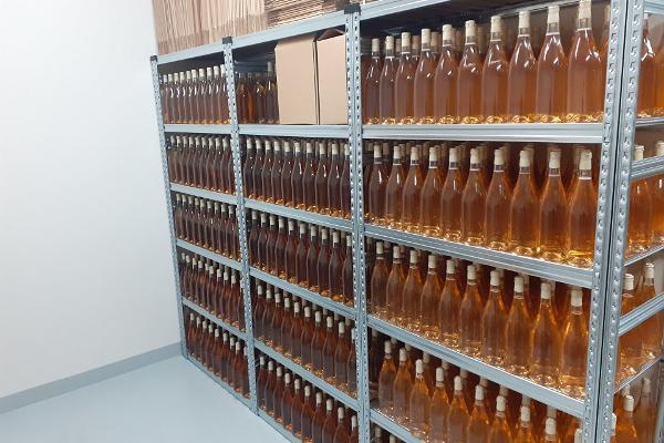 Kanarbiku Veinitalu veinid