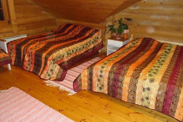 Lasita Puhkemaja magamistuba