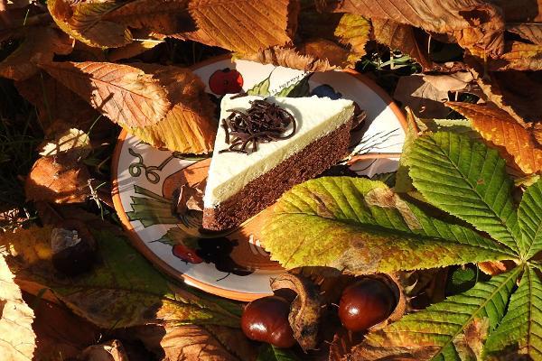 Tre chokladers kaka från Pagaripoiste Küüni kafé
