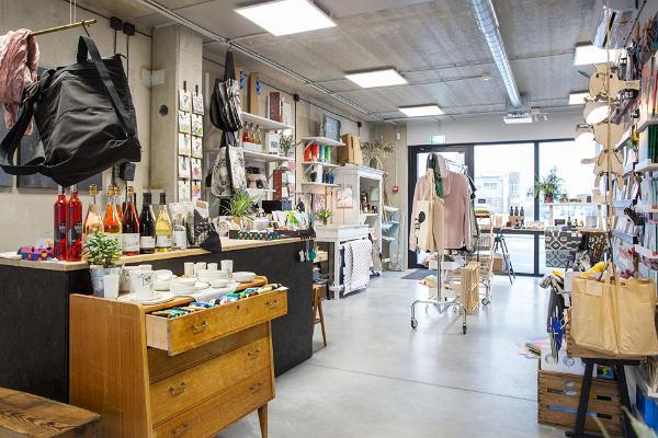 Kolme Karu Kaubamaja design and gift shop