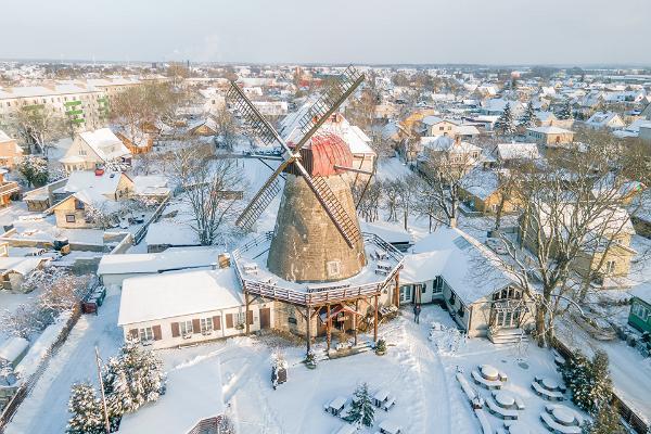 Ресторан Saaremaa Veski