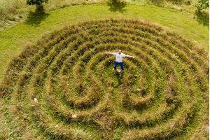 Viia-Jaanin labyrinttitila