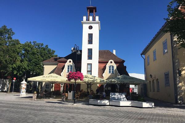 Fahrradtour rund um die Insel Saaremaa
