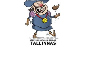 """Nutimäng """"Jüri von Kaufmanni seiklus Tallinnas"""""""