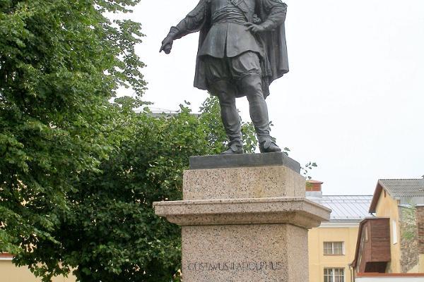 Monument to Gustav II Adolf