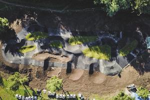 Äkkeküla idrotts- och rekreationsområde i Narva