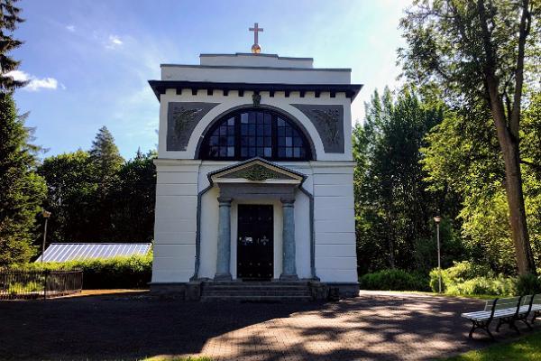 Barclay de Tollys mausoleum