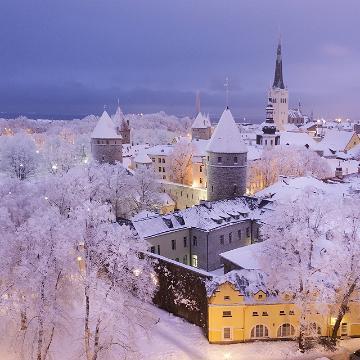 Inspiraatiota ja työkaluja Viro-matkojen suunnitteluun