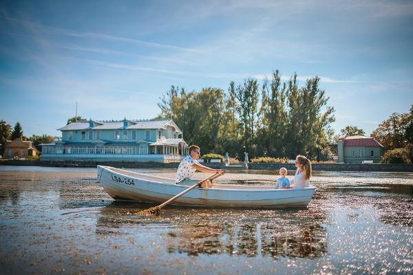 Hāpsalu Promenādes laivu noma