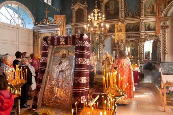 Värska S:t Gregorius ortodoxa kyrka