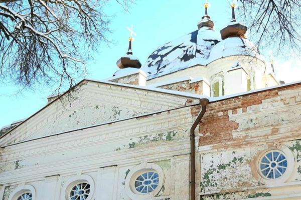 Tartu Uspenski Cathedral of the Estonian Apostolic Orthodox Church