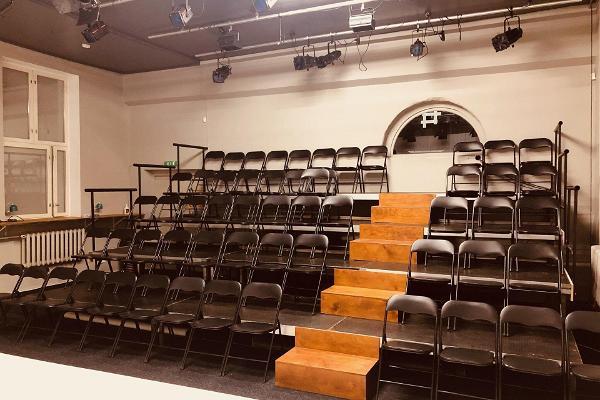 Tartu New Theatre small hall