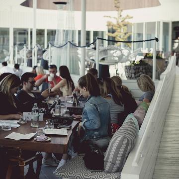 Noa restaurant Tallinn, by Mariann Liimal