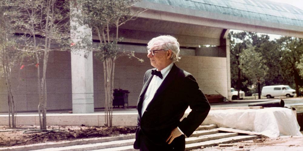 Den berömda arkitekten Louis Kahn med rötter från Estland firar 120 år