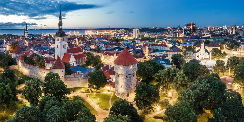 Tallinn named Best City for Remote Workers in 2021