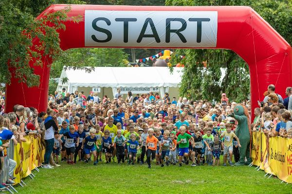 Tallinna Maratoni lastejooksu start