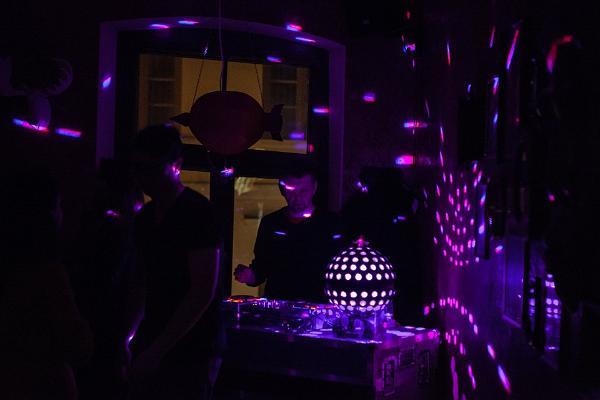 Bar Trepp and live music