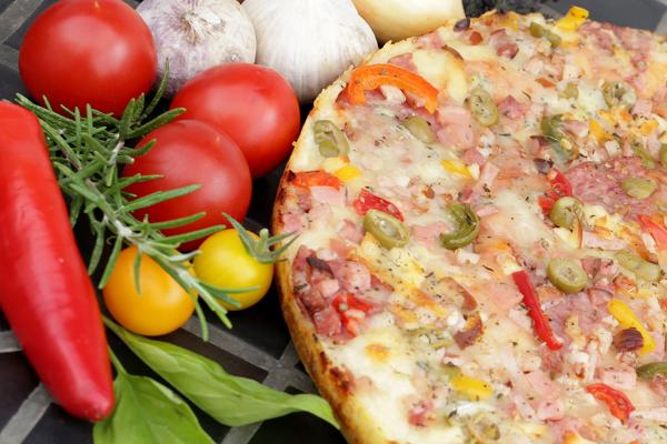Pizzakiosk Pärnu Keskuses