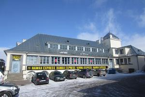 Marknadsbyggnaden i Rakvere
