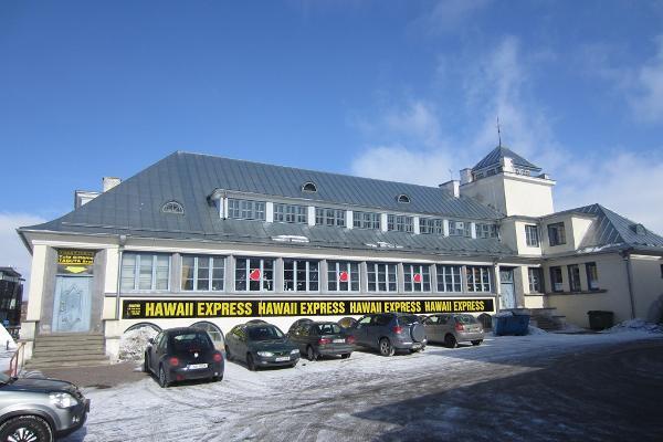 Rakveres Tirgus ēka