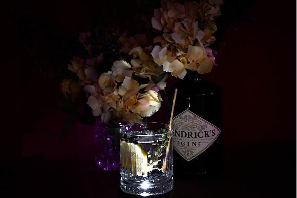 Bar Väljas, gin tonic, cocktail